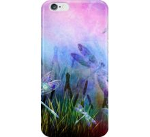 MY MAGICAL DRAGONFLY SEASONS iPhone Case/Skin