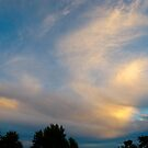 Distinguished sky by MarianBendeth