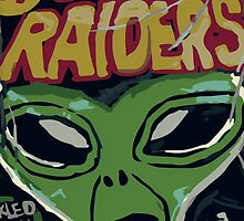 10p Crisps - Space Raiders by 10pcrisps
