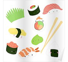 sushi time! Poster