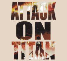 Attack On Titan - Shingeki no kyojin - by odiolaespera