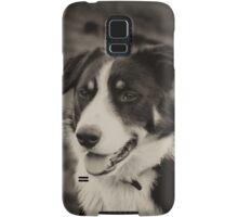 The world's friendliest sheep dog Samsung Galaxy Case/Skin