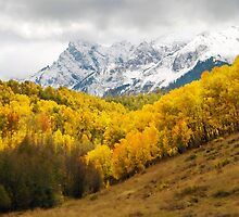 Fall in San Juan Mountains by algill