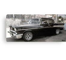 Chevrolet: I Own This Road Canvas Print