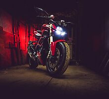 Ducati Streetfighter 848 by Jacob Brcic