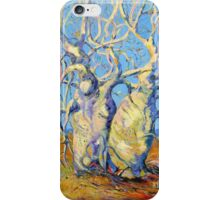 Kimberley Giants Boabs iPhone Case/Skin