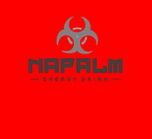 VGHS Napalm Energy Drink (Grey Edition) by FlowDesigns