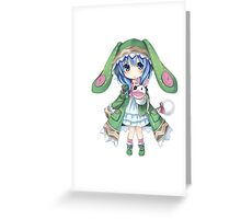 Date A Live Yoshino Greeting Card