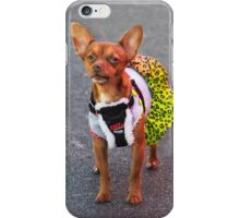 This Silly Skirt was NOT my Idea! iPhone Case/Skin