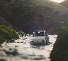 FIAT all over Town ; River by inLitestudio