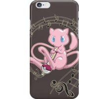 Feelin' Mew-sical iPhone Case/Skin