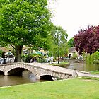 Bourton-on-the-Water, Cotswolds, UK by GeorgeOne
