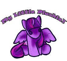 My little TWILIGHT Plushie!!! by Kikeri Arts