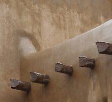 Adobe in the Rain by Jing3011