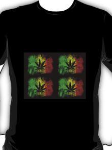 Rayada's - Rasta weed collection T-Shirt
