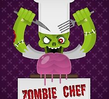 Zombie Chef by RotaLumis