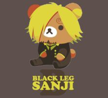 One Piece - Sanji [Bear Edition] by Sandy W