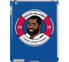 VICTRS - Revis Island Tours  iPad Case/Skin