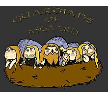 Chibi Amon Amarth: Guardians of Asgaard Photographic Print