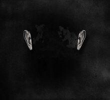 Portrait of a virtual mind by Alex Preiss
