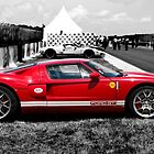 Ford GT by Paul Woloschuk