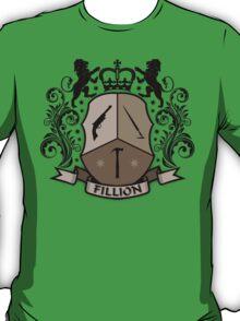 Fillion Character Crest T-Shirt
