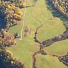 Fall Farm by Eunice Gibb
