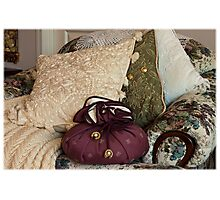 """""""A Chair Of Pillows"""" Photographic Print"""