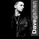 Depeche Mode : 90's Dave Gahan Digitalpaint by Luc Lambert