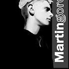 Depeche Mode : 90's Martin Gore Digitalpaint by Luc Lambert
