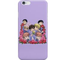 Ouran Highschool Host Club iPhone Case/Skin