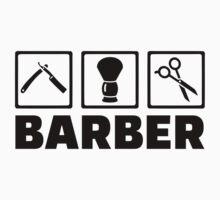Barber by Designzz
