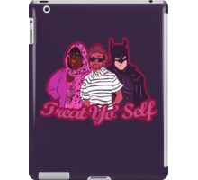 Treat Yo'Self  iPad Case/Skin