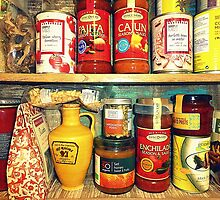 My Store Cupboard by Fara