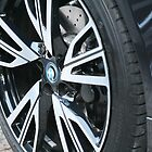 Wheel detail i8 by LynnEngland