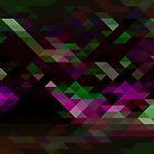 Geometric Pattern 4 by Jamie Harrington