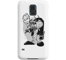 Vincent's Price is a fly Samsung Galaxy Case/Skin