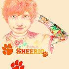 Ed Sheeran I am a sheerio by ipiouart