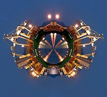 Planet dockside by LouD