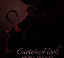 Villains inspired design (Captain Hook). by topshelf