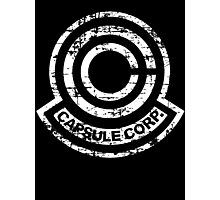 Capsule Corporation Photographic Print