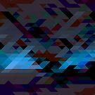 Geometric Pattern 6 by Jamie Harrington