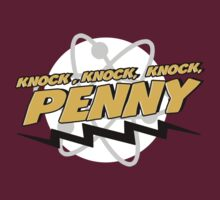 Knock Knock Knock Penny. by RooDesign