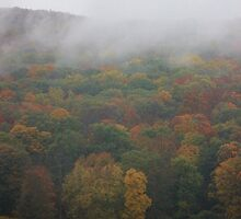 Autumn in the Clouds by Gilda Axelrod
