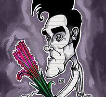 Morrissey by Iddoggy
