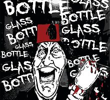 Glass Bottle Bottle Glass - Tommy Cooper by rettop70