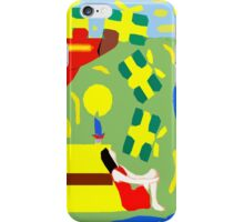 WAKE UP, IT'S YOUR BIRTHDAY! iPhone Case/Skin