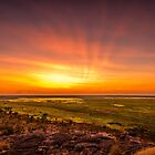 Ubirr Lookout by Jan Fijolek