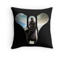 Destiny Logo Throw Pillow