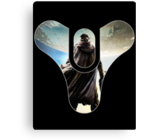 Destiny Logo Canvas Print